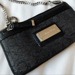 Calvin Klein Wallet with Detachable Wristlet